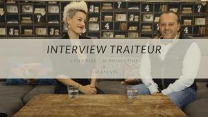interview traiteur tor events