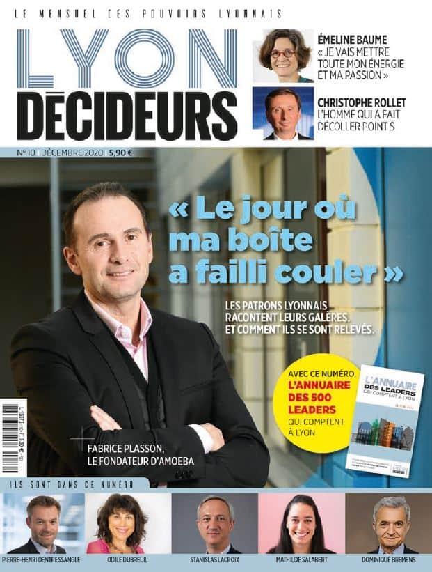 Parution TOR Events dans le mensuel « Lyon Décideurs »