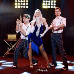 danseurs chanteurs
