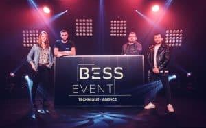 prestations bess event equipe